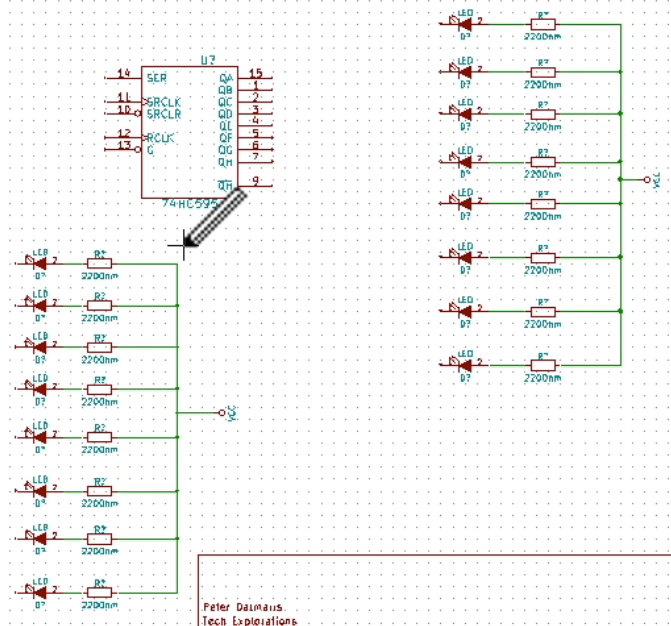 schematic wiring part kicad like a pro image