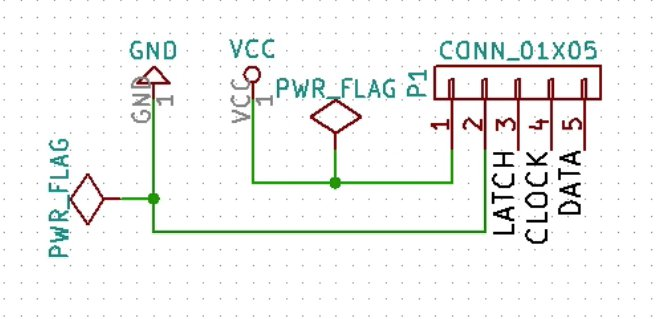 Hidden pins and the power flag | Kicad Like a Pro